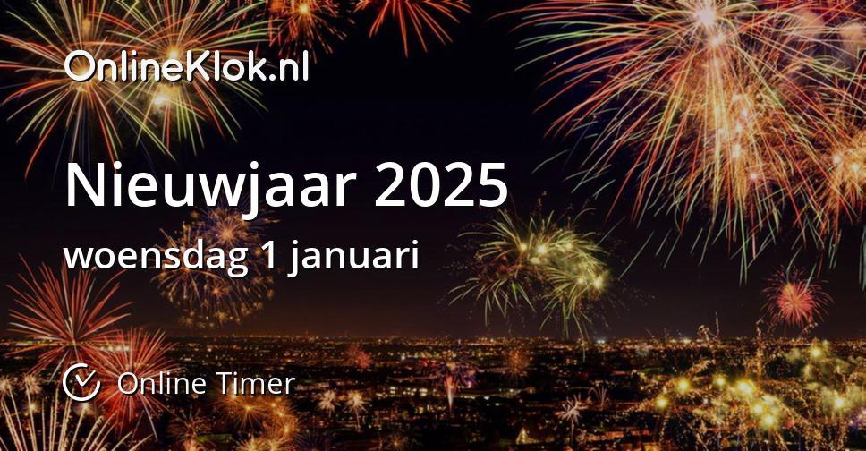 Nieuwjaar 2025