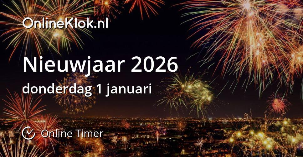 Nieuwjaar 2026