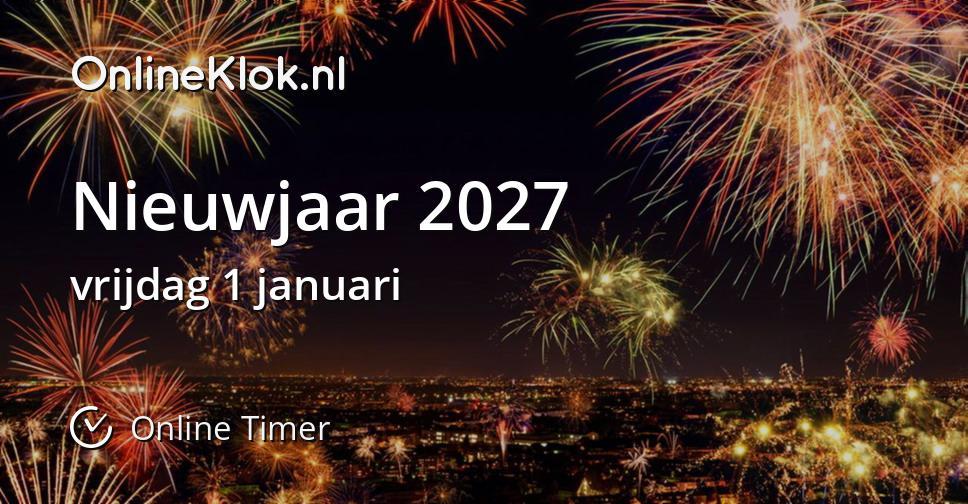 Nieuwjaar 2027